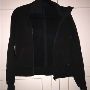 Lululemon warm up (black)